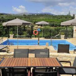 Ferienhaus Villa Semeli mit 3 Schlafzimmern für bis zu 6 Personen