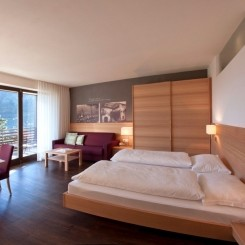 Apartment Crystallinus mit Panoramablick auf Meran und das Burggrafenamt