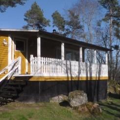 Ferienhaus Schweden- Waldhaus m. Sauna und Boot