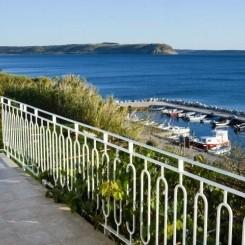 Ferienwohnung bis zu 4 Personen direkt am Meer in Rtina Miletici bei Zadar in Dalmatien Kroatien