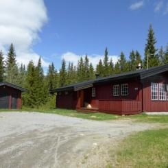 3 Hütten zu vermieten in Hemsedal, Norwegen