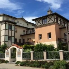 3-Zi-PENTHOUSE-Ferienwohnung SEESTERN-Residenz/ Kühlungsborn West