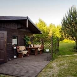 Bauernhof Ferienhaus Kolberg Ostsee Polen angeln reiten ruhige Lage direkt am Wald
