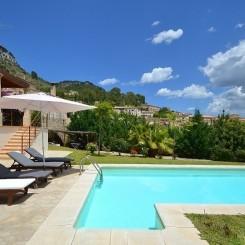 Ferienhaus Mallorca Caimari Traumlage Pool und Wifi 6+2 Personen