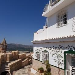 Ferienhaus in der historischen Altstadt von Vélez Málaga