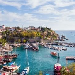 TOP Ferienwohnung im Zentrum von Antalya/Lara Türkei