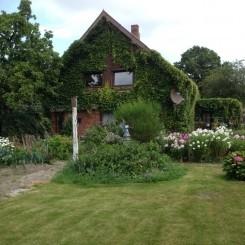 Gemütliche kleine Ferienwohnung im Herzen von Schleswig-Holstein