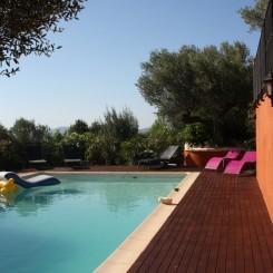 Villa Haneos - Traumhaus zwischen Provence und Côte d'Azur