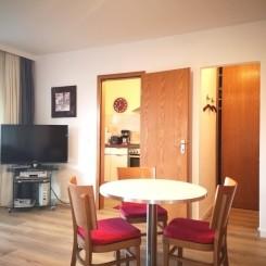Ferienwonung Kissingen,1 Zimmer, ruhige Lage, stadtnah