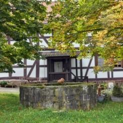 Historisches, unter Denkmalschutz stehendes, stilvolles Fachwerkhaus im Knüllgebirge zu vermieten