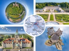 Travelling without moving - Virtueller Hannover Urlaub (FOTO)